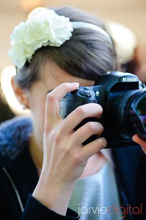 DIY LDS wedding photography