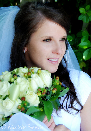 wedding color for LDS brides