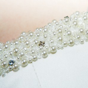 Types Of Wedding Dress Embellishments LDS Planner