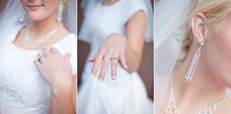 Wedding Day Jewelry LDS Wedding Planner
