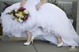Modest Wedding Dresses, LDS temple weddings