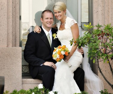 Lds Groom Bride Styles Of Wedding Photography For Mormon Weddings Photo By