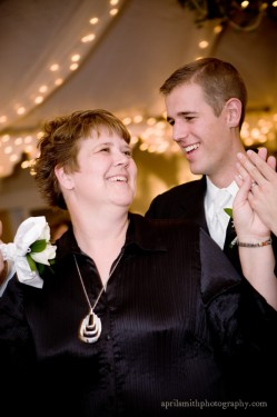 Mother of the LDS groom, photo by April Smith photography. weddinglds.com