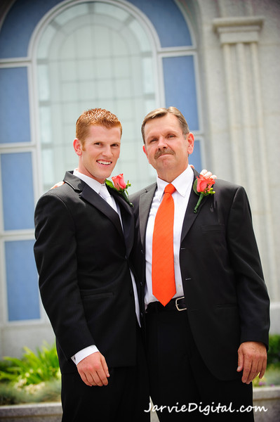 Father of an LDS groom tuxedo tips