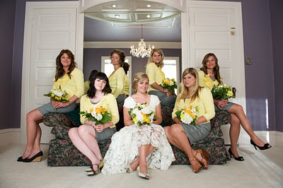 Hairstyles and Updos for the Bridesmaids | LDS Wedding Planner