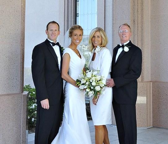 LDS Mother of Bride Dresses