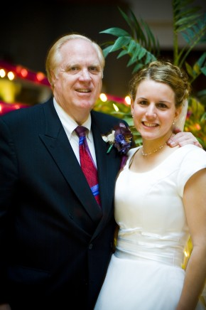 Father of an LDS bride