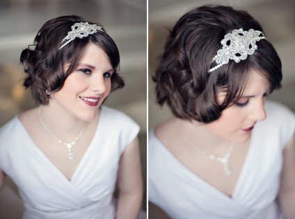 Bridal Hairstyles for LDS brides