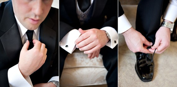 Tuxedo Accessories for LDS grooms
