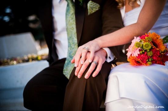 Fingernail options for LDS brides