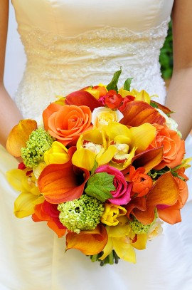 How to Preserve an LDS wedding Bouquet