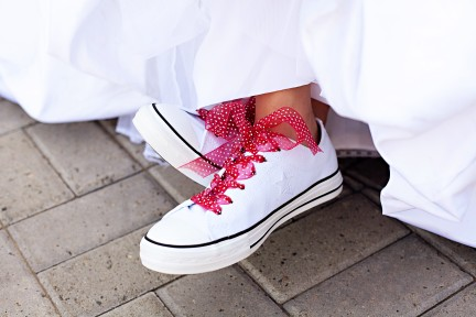 LDS bridal shoes