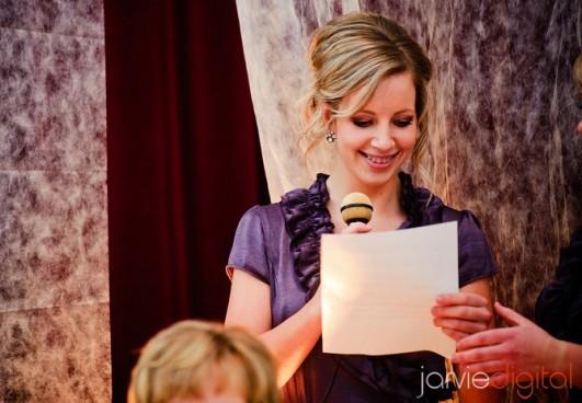 Wedding Speech Anxiety