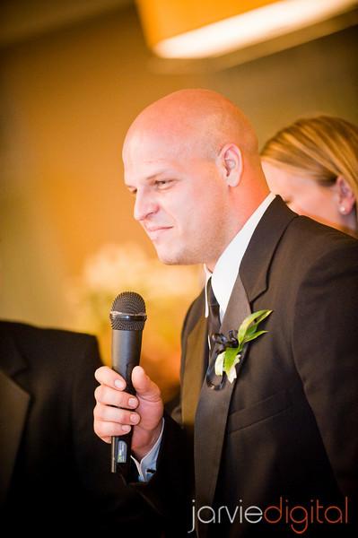 Planning a toast or speech for an LDS wedding