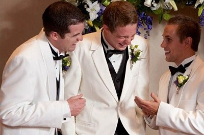 Articles for Groomsmen of an LDS groom,