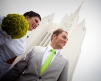 LDS Wedding, Real LDS Weddings,