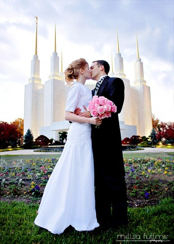 LDS Temple weddings, questions and answers