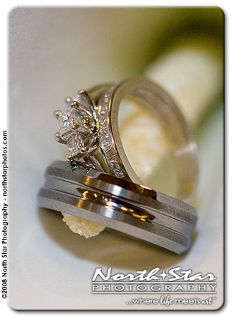 Designing a wedding ring set for your LDS wedding