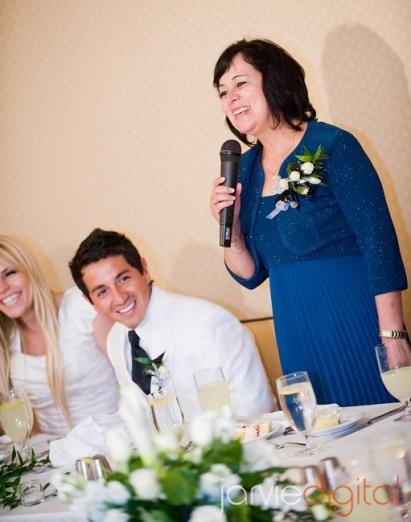 Toast vs. Speech for an LDS wedding