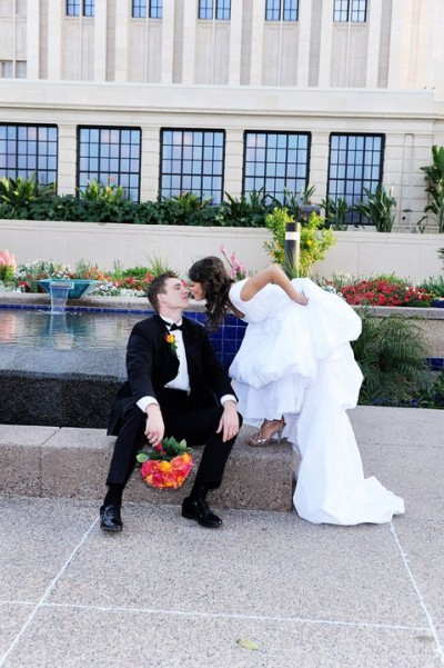 Marriage for Time and All Eternity, LDS wedding, Mormon wedding