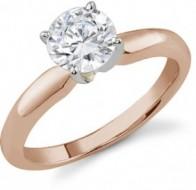 rose gold - Wedding Ring Types