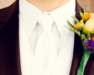LDS Groom's Tux, Real Mormon wedding