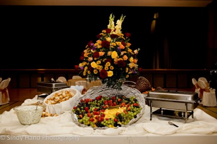 Lds Wedding Reception Buffet Table Weddinglds