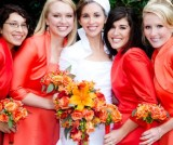 LDS Wedding, Bridal Hairstyles for LDS bridesmaids