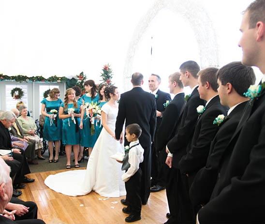 Mormon Wedding Ceremony Vows Mini Bridal