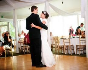 LDS wedding reception timeline from WeddingLDS.com