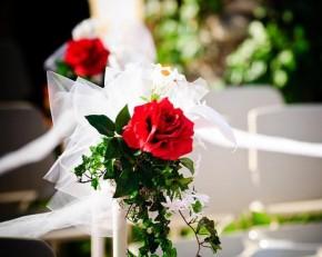 Traditional Church Wedding-Day Timeline from WeddingLDS.com