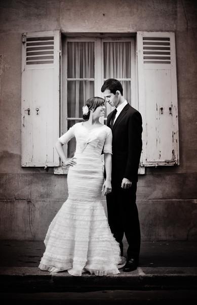 LDS bride and groom, Featured February 2012 Wedding, Mormon Weddings