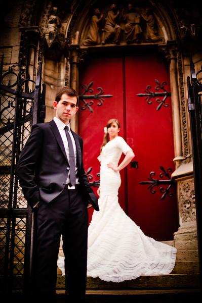 An LDS wedding, featured february Wedding 2012