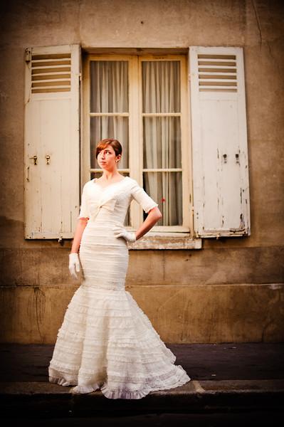 An LDS bride, featured february Wedding 2012