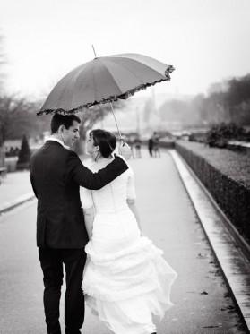 LDS bride and groom, WeddingLDS Featured Wedding, February 2012