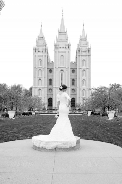 An LDS wedding reception, featured february Wedding 2012