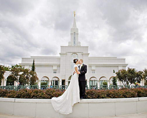 Marriage for Time and All Eternity