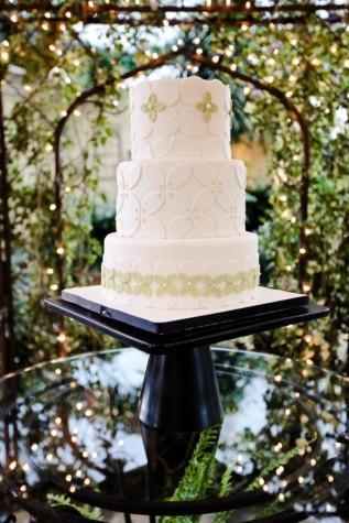 An LDS wedding reception