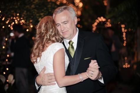 LDS wedding reception, Father of the Bride and Bride Dance, WeddingLDS.com