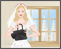 download or print a online-offline LDS bride's emergency checklist from WeddingLDS.com