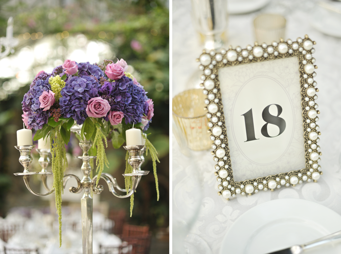 LDS wedding reception decorations