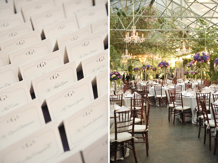 Wedding Place Name Cards
