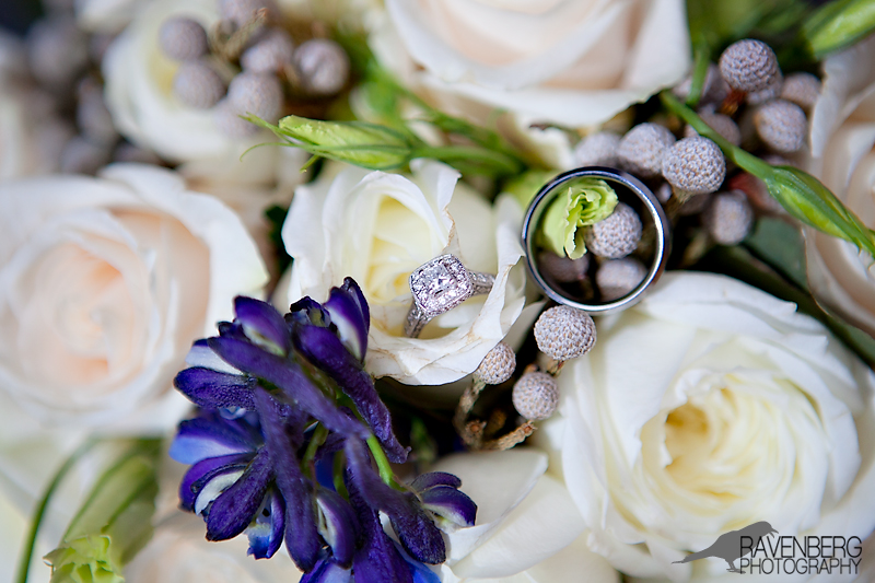 Real Mormon wedding, LDS bride and groom