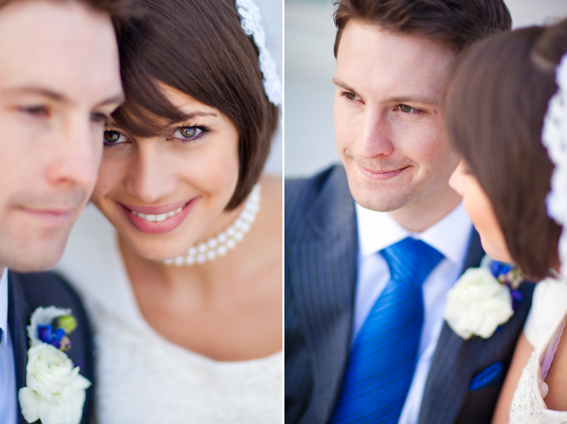 LDS groom and bride