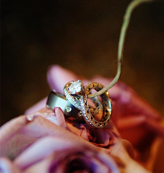 2 beautiful heirloom rings