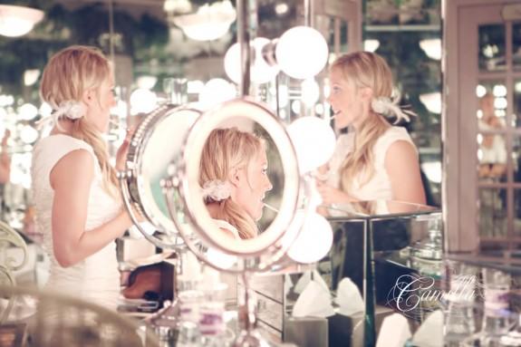 Makeup for LDS brides