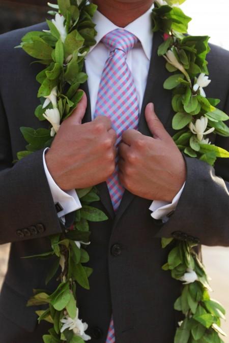 an LDS groom