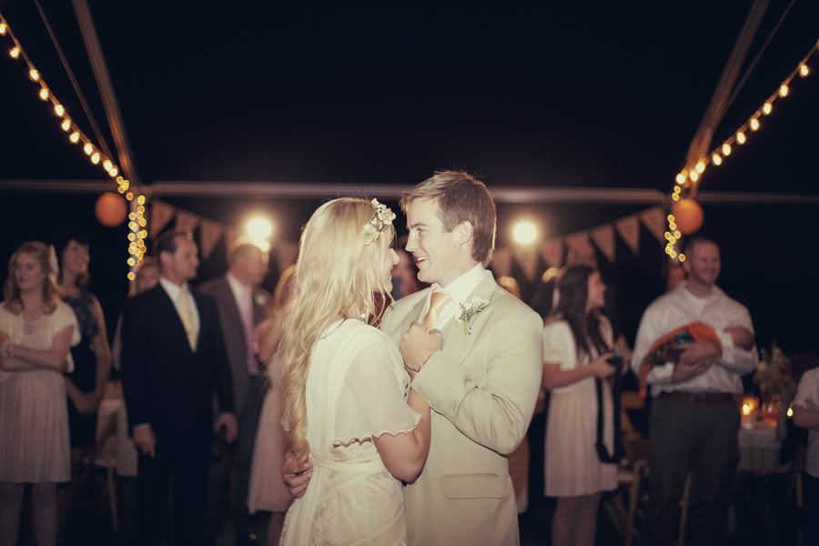 the first wedding dance