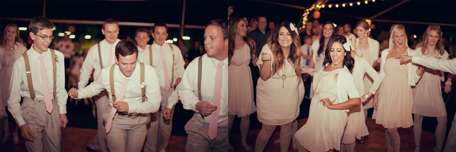 fun wedding games