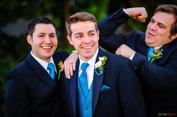 A tuxedo guide for LDS groom